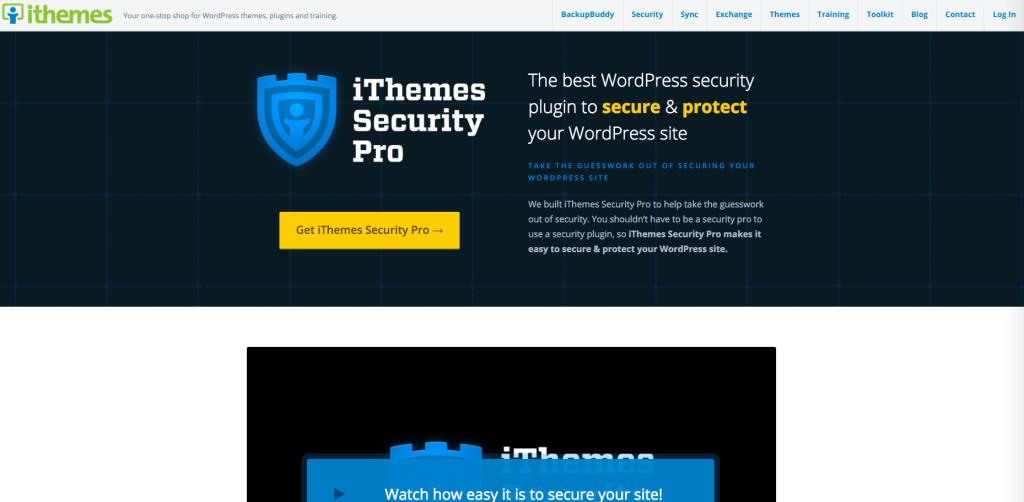 plugin de sécurité WordPress